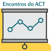 Pormenor do cartaz dos Encontros do ACT