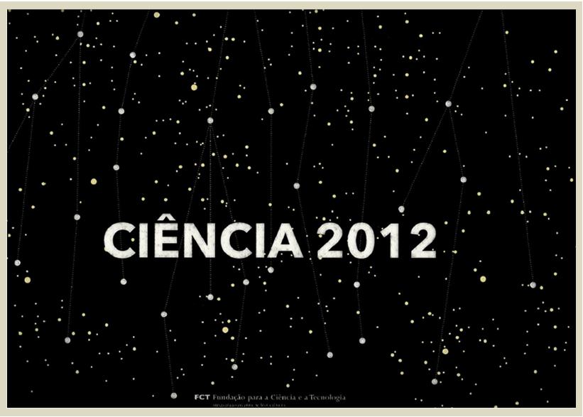 """Fotografia publicação """"Ciência 2012"""""""