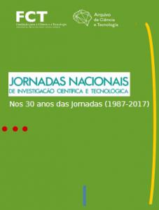 capa da publicação comemorativa dos 30 anos das jornadas