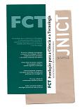Folhetos da FCT e da JNICT