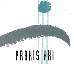 Logotipo da instituição Gabinete do PRAXIS XXI